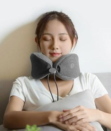 Xiaomi Lefan Massage Sleep Neck Pillow